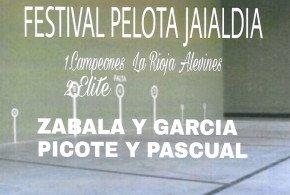 22 de Octubre – Urriak 22 Festival Pelota Jaialdia a las 18:30