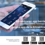 nueva app de la ertzaintza