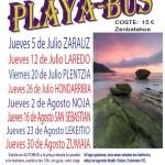 playa bus verano 2018 rioja alavesa