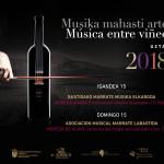 musica entre viñedos, en moreda de álava, rioja alavesa