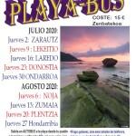 playa bus