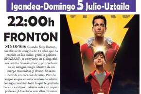 Cine Moreda- 5 julio- uztaila